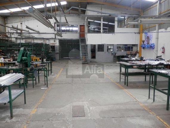 """Nave industrial en renta en Arenal 2a Sección, Venustiano Carranza, <span itemprop=""""addressLocality"""">Distrito Federal</span>"""