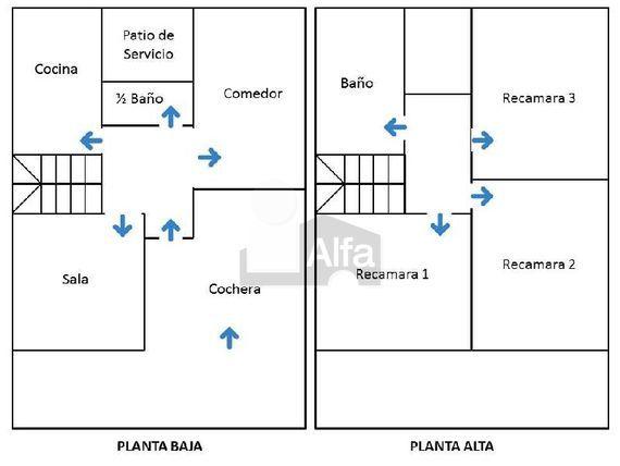 Casa en Venta Sn. Isidro Castillotla Puebla Pue