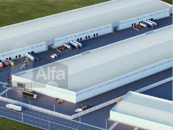 Nave Industrial Subdividible en Renta en Desarrollo Industrial por Nuevo Aeropuerto Querétaro