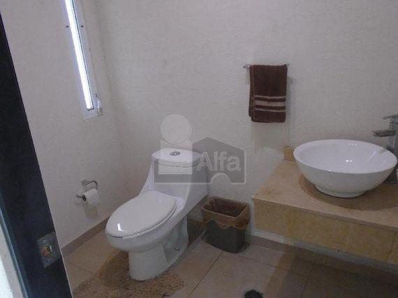 """Casa en condominio en renta en Crystal Lagoons, <span itemprop=""""addressLocality"""">Apodaca</span>, Nuevo León"""