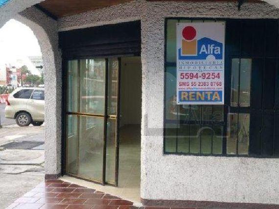 "Local comercial en renta en Cafetales, Coyoacán, <span itemprop=""addressLocality"">Distrito Federal</span>"