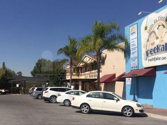 """Local en renta en plaza comercial en <span itemprop=""""addressLocality"""">Valle del Moral</span>/ León (Guanajuato)"""
