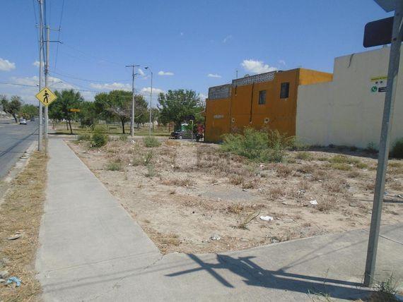 """Terreno comercial en renta en Las Palmas, <span itemprop=""""addressLocality"""">Apodaca</span>, Nuevo León"""