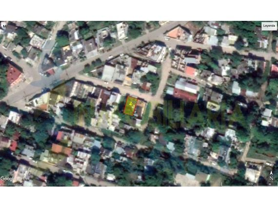 """Venta Terreno 200 m² Col. 5 de Febrero Poza Rica <span itemprop=""""addressLocality"""">Veracruz</span>, 5 de Febrero"""