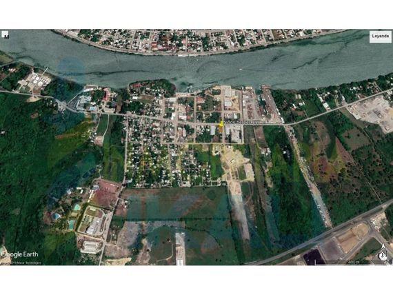 "Renta Terreno 800 m² esquina Col. <span itemprop=""streetAddress"">La Victoria</span> Tuxpan <span itemprop=""addressLocality"">Veracruz</span>, La Victoria"