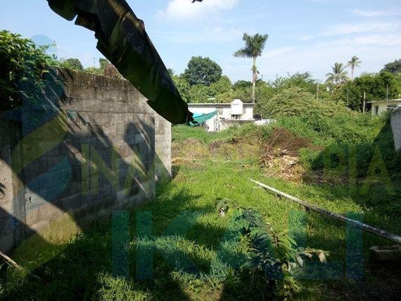 Vendo terreno tuxpan de rodriguez cano ver de 689 m², Joaquín Hernandez Galicia