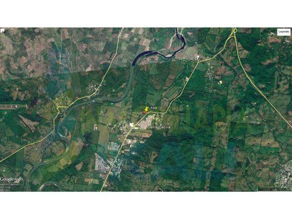 """Vendo terreno en carretera a cazones Papantla <span itemprop=""""addressLocality"""">Veracruz</span> 9000 m², La Victoria Kilómetro 47"""