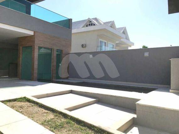 Casa Triplex, no condomínio Riviera del Sol, Recreio