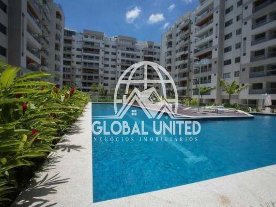 """Apartamentos com 2 quartos no <span itemprop=""""addressLocality"""">Recreio dos Bandeirantes</span> RG Personal Residences"""