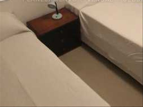 Flat, 2 quartos com suíte