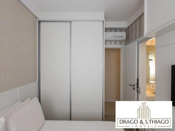 Apartamento em região nobre e com área de lazer completa.