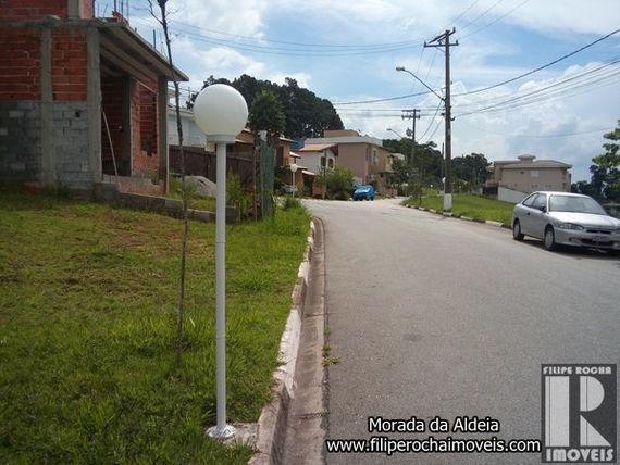 Terreno em Condomínio para Venda em Morada da Aldeia, Aldeia da Serra, Barueri-SP - Morada da Aldeia