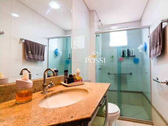 """A uma quadra do mar, apartamento de 3 quartos com 2 vagas na <span itemprop=""""addressLocality"""">Praia da Costa</span> Vila Velha-ES - 497"""