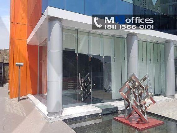 """Oficina Nueva en Renta de 1380m2 en <span itemprop=""""addressLocality"""">Monterrey</span>."""