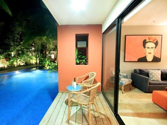 ¡Ven a disfrutar de Tulúm y compra este hermoso departamento!