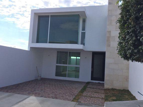 """Casa en Renta en <span itemprop=""""addressLocality"""">Barranca del Refugio</span>"""