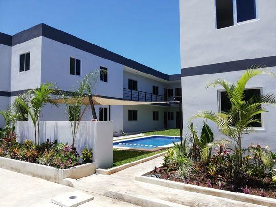 Departamento en Playa del Carmen
