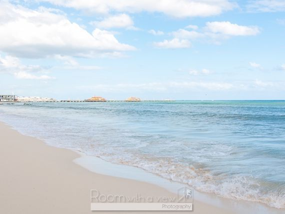Encantador Departamento con Vista al Mar en Playacar Fase Uno