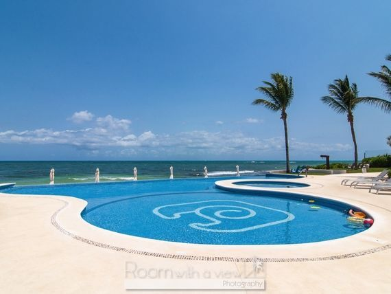 Hermosa Villa Frente al Mar en Venta en Playa Paraiso