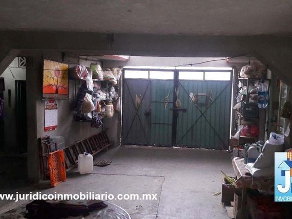CASA EN VENTA EN LA COLONIA CULTURAS DE MÉXICO CHALCO.