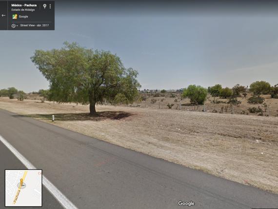 Inversionista!!!! terreno sobre carretera Mex-Pachuca