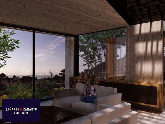 Moderno proyecto de 3 casas - Centro civico Zapallar