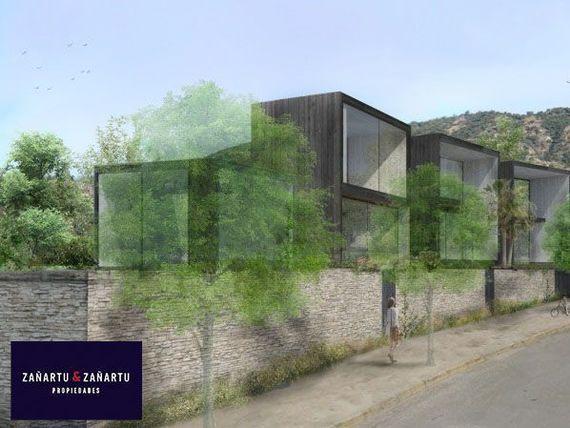 Moderno proyecto de 3 casas - Zapallar