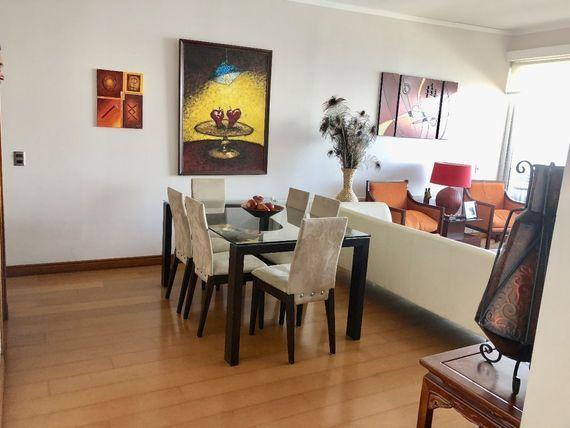 REBAJADO Increíble departamento de 129 m2, primera línea, Costa Brava, Concón.