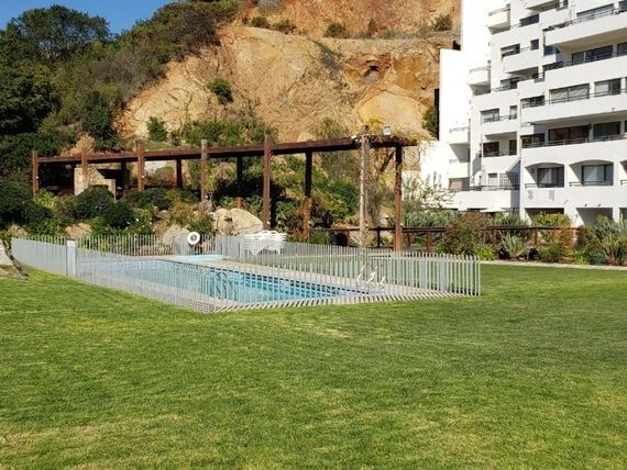 Gran departamento, amplios espacios, muy iluminado, Jardín del Mar.