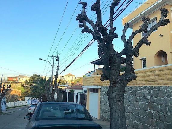 Clásica casa, en el tradicional barrio residencial de Recreo, Viña del Mar