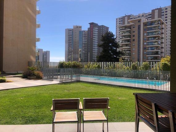 Lindo departamento, muy soleado, excelente ubicación, Concón.