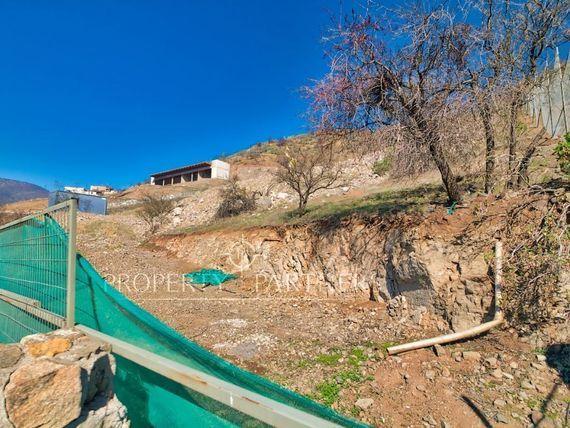 Piedra Roja. Vista espectacular al valle de Chicureo y la mejor orientación.