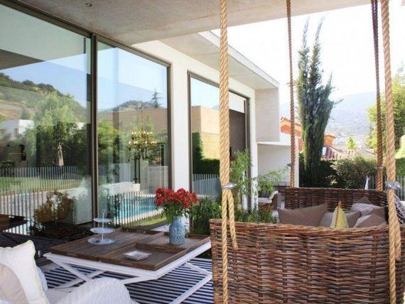 Estupenda casa mediterránea en Condominio Santuario del Valle