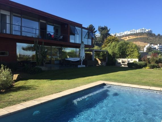 Exclusiva casa moderna en Cantagua