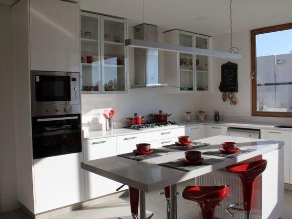 Modernas casas en condominio