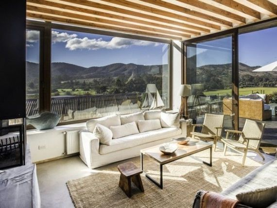 Estupenda casa con impresionantes vistas en Cachagua