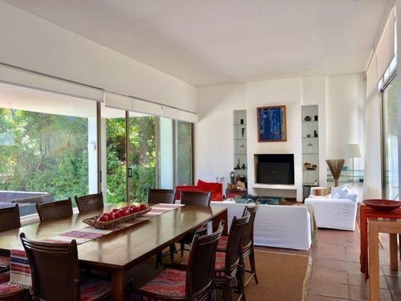 Exquisita, privada y sólida casa en Cachagua