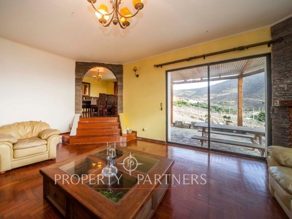 Gran propiedad en Cerro Grande