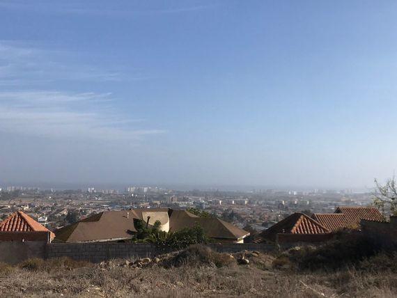 Terreno en exclusivo Barrio San Joaquín con hermosa vista al mar.