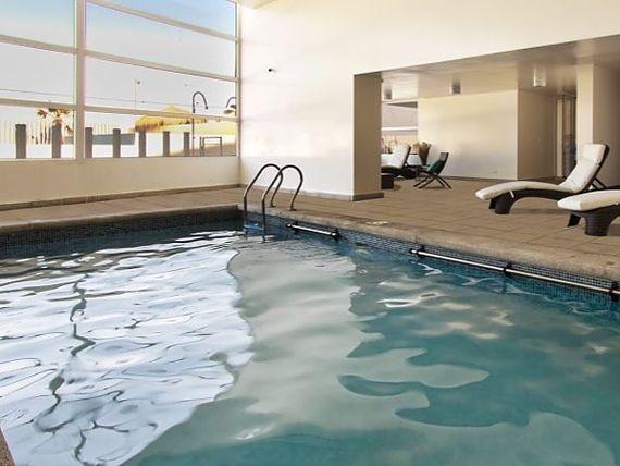 Departamento Amoblado con Hermosa vista al mar en Edificio Aqua.