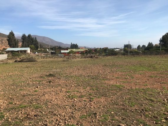 Terreno Plano en Sector de Bellavista.