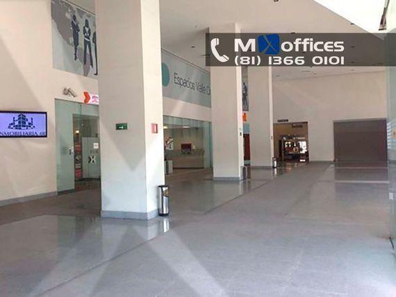 Amplia oficina de 170m2 zona San Agustín San Pedro Garza García