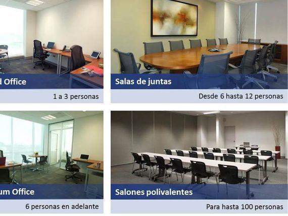 """Renta de oficinas en <span itemprop=""""addressLocality"""">San Pedro Garza García</span> - Completamente amuebladas"""