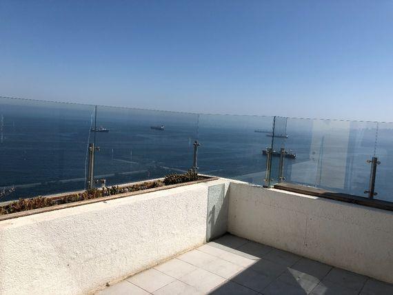 Venta de espectacular penthouse, 160 m2 totales, Recreo, Viña del Mar