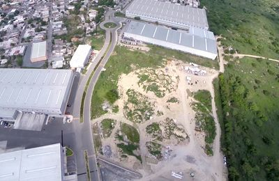 Terreno Industrial en venta dentro de Parque Industrial