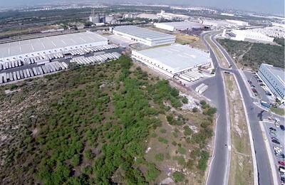 """Terreno Industrial en venta en Parque Industrial en <span itemprop=""""addressLocality"""">Guadalupe</span>"""