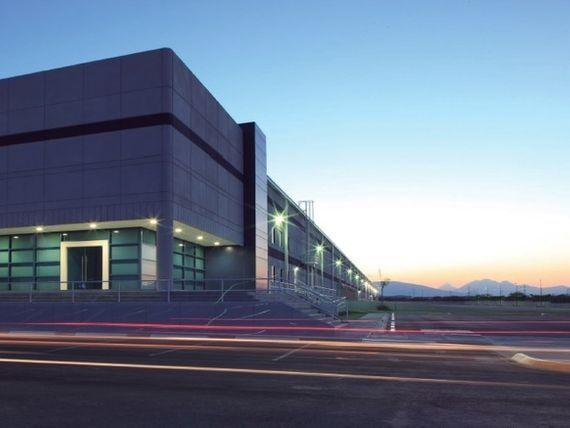 Nave Industrial en renta dentro de Parque Industrial AAA en Apodaca