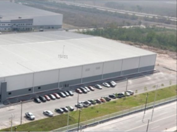 """Nave Industrial en renta en Parque Industrial en <span itemprop=""""addressLocality"""">Guadalupe</span>"""