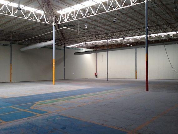 Bodega Industrial dentro de Parque Industrial en Apodaca