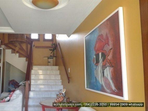 Aluga-se Casa Duplex em Cotovelo - Temporada